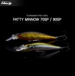 [메가바이트] Liberty 패티 미노우 FATTY MINNOW 90