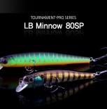 [메가바이트] Liberty LB 미노우 (LB MINNOW) 80SP