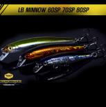 [메가바이트] Liberty LB 미노우 (LB MINNOW) 70SP