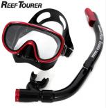 [투사] Reef Tourer 리프투어러 마스크+스노클세트 RC-1116Q BP