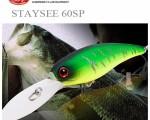 [럭키크래프트] 스테이시 60SP (STAYSEE 60SP)